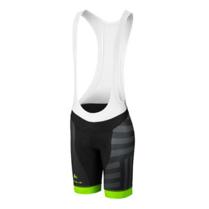 bibshort black front